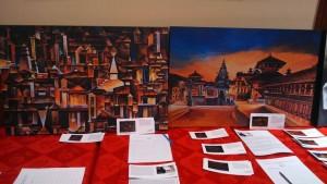 Kathmandu and Bhaktapur on Display
